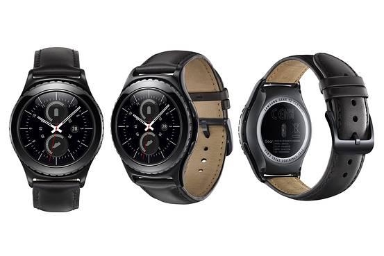 Samsung Gear S2 vs Moto 360: Design