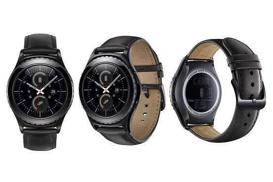 Samsung Gear S2 vs Moto 360: Design