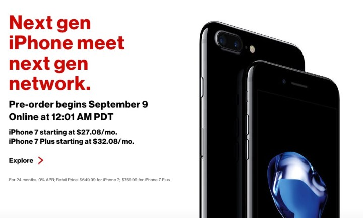 What you need to know about buying a Verizon iPhone 7 or iPhone 7 Plus.