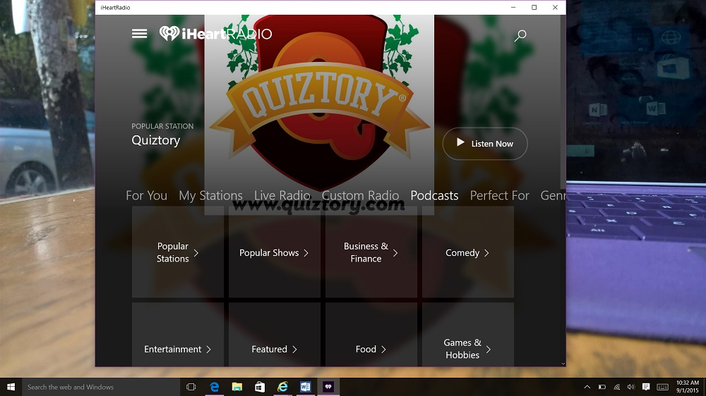 free podcast er windows 7