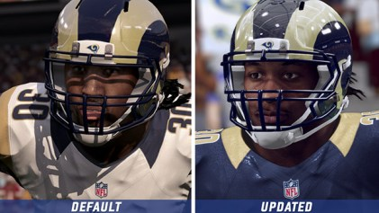 Madden 16 Update - Player Likeness - 2