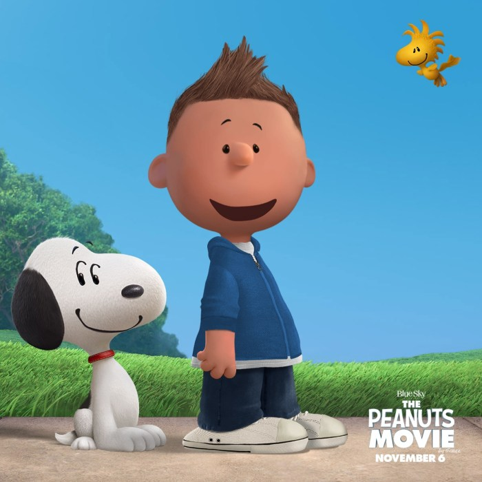 How to make a Peanuts Character on your iPhone, iPad, Android or computer.