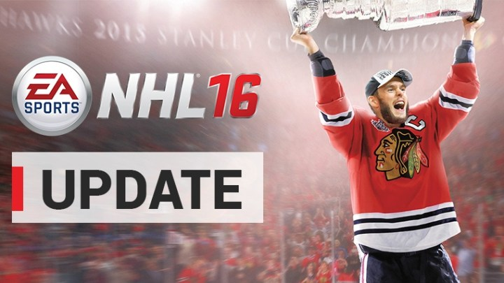 NHL 16 release date Whats new