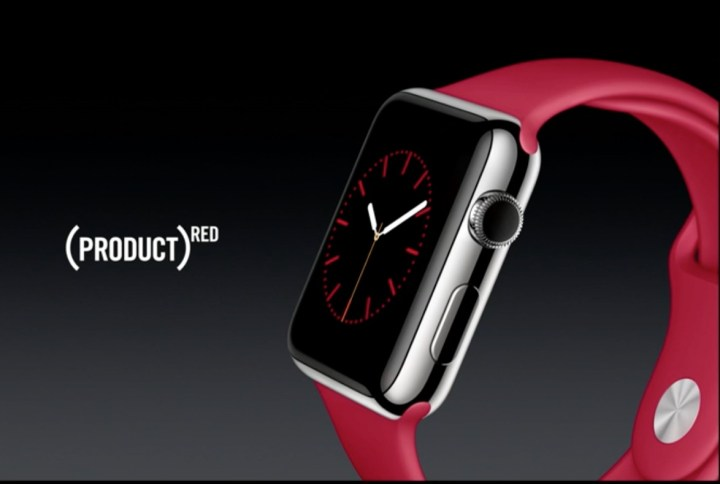 Apple also plans a new Product (Red) Apple Watch model and bands.