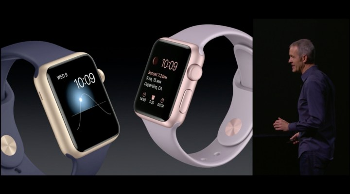 The new Gold Apple Watch Sport release arrives today.