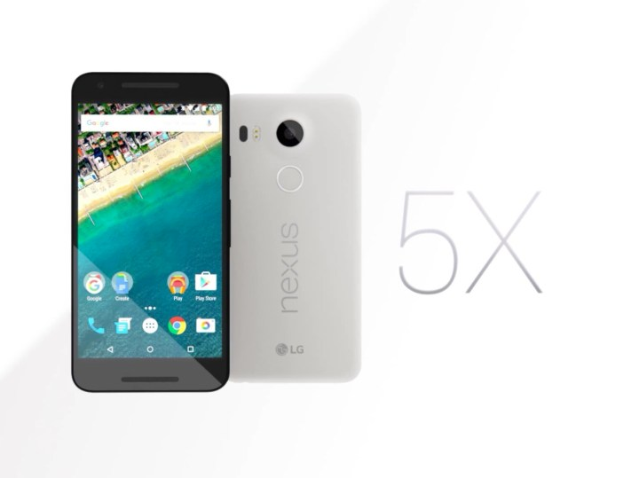 Nexus 5X Display