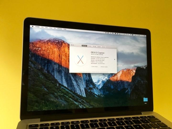 Expect Some OS X El Capitan Problems