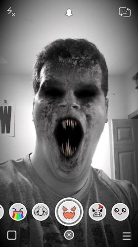 Snapchat Update - New Lenses Better Selfies - 2