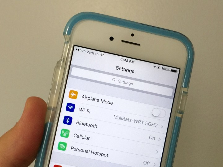 Here are the iOS 9 settings you need to change and check out.