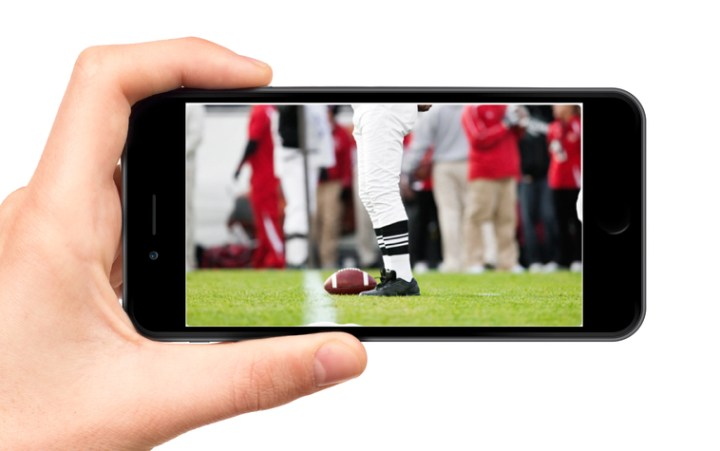 Use these Apps to watch NFL football live on iPhone.