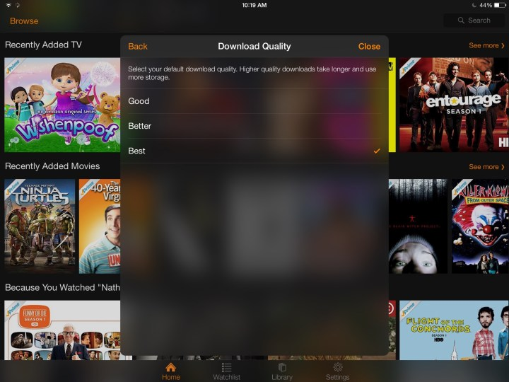 How to Download Amazon Prime Movies on iPhone