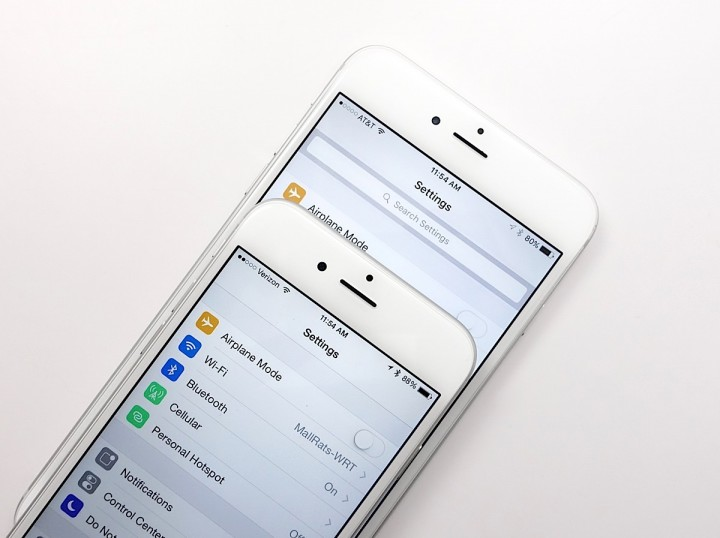 iOS 9 tips - search settings
