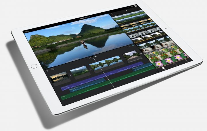 Huge, High Resolution iPad Pro Display