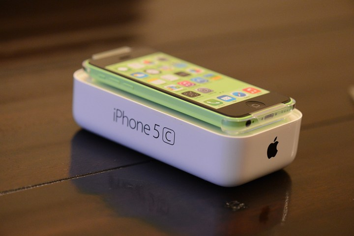 No More iPhone 5c