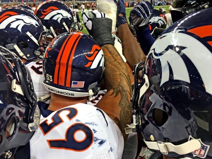 iPhone 6 Plus Photo Samples NFL Lions vs Broncos - 12