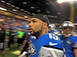 iPhone 6 Plus Photo Samples NFL Lions vs Broncos - 13