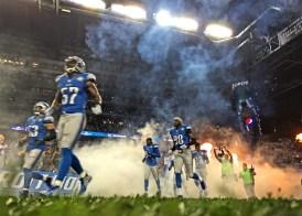 iPhone 6 Plus Photo Samples NFL Lions vs Broncos - 15
