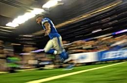 iPhone 6 Plus Photo Samples NFL Lions vs Broncos - 16
