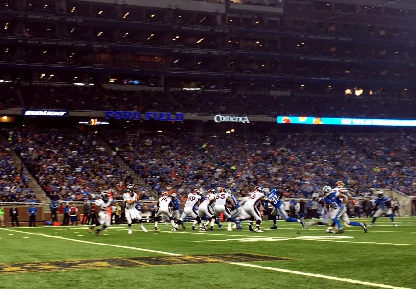 iPhone 6 Plus Photo Samples NFL Lions vs Broncos - 24