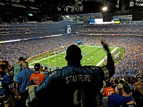 iPhone 6 Plus Photo Samples NFL Lions vs Broncos - 26