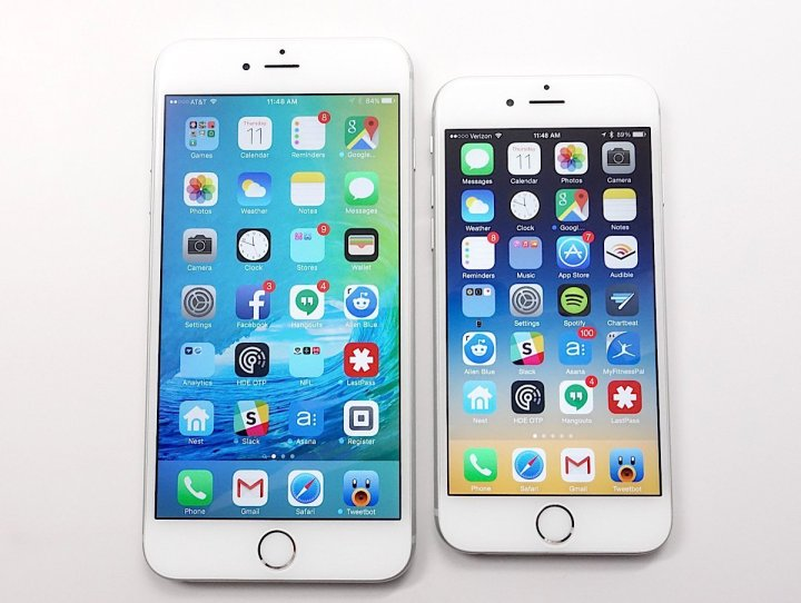iPhone 6s Release Date Close