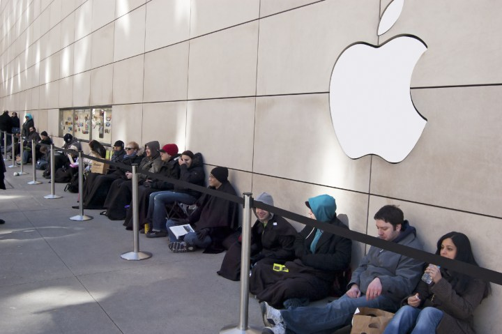 Apple will split the lines on the iPhone 6s release date. jessicakirsh / Shutterstock.com
