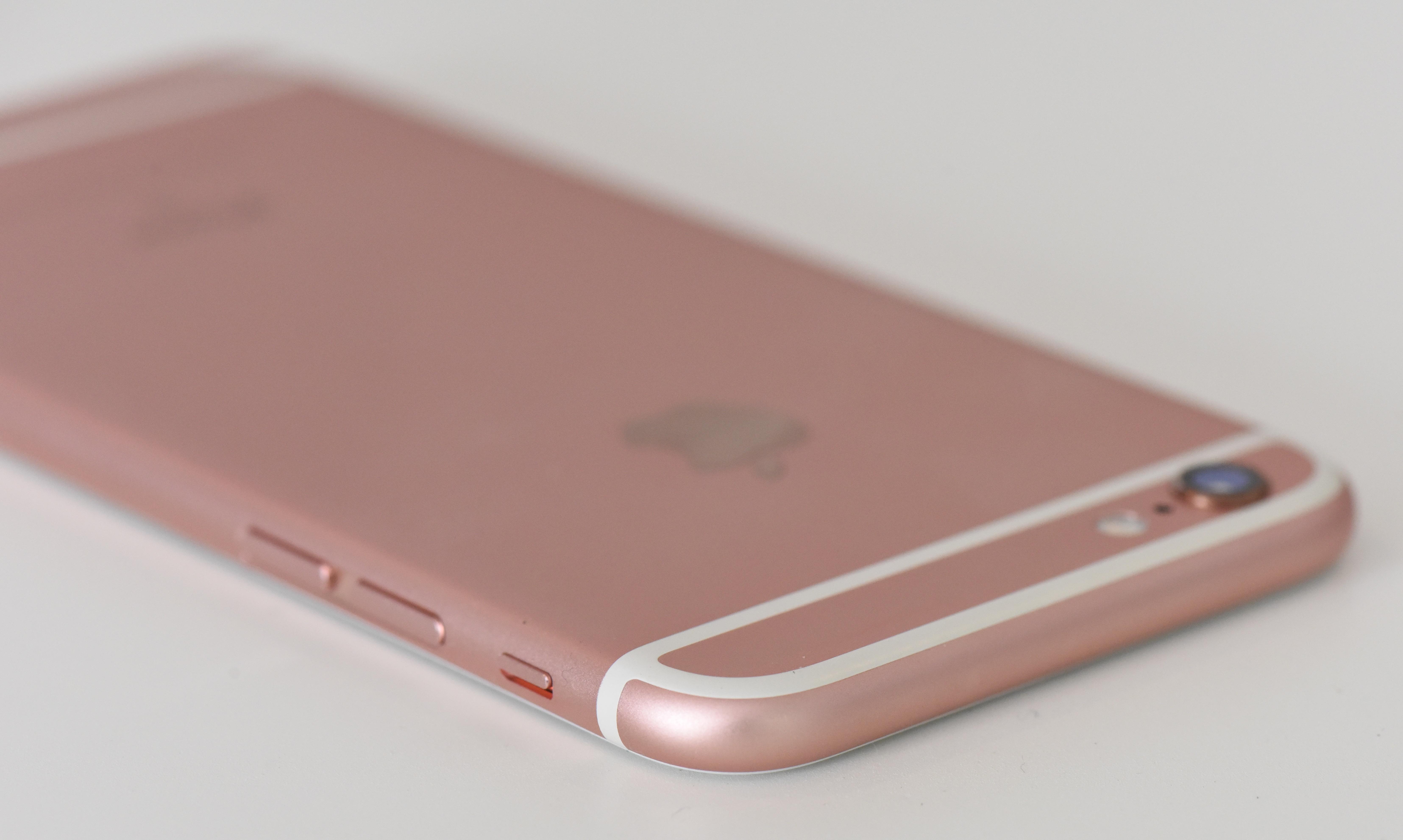 Iphone S Rose Gold  Go