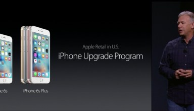 The new iPhone Upgrade plan is designed for users who want an iPhone 6s now and an iPhone 7 later.