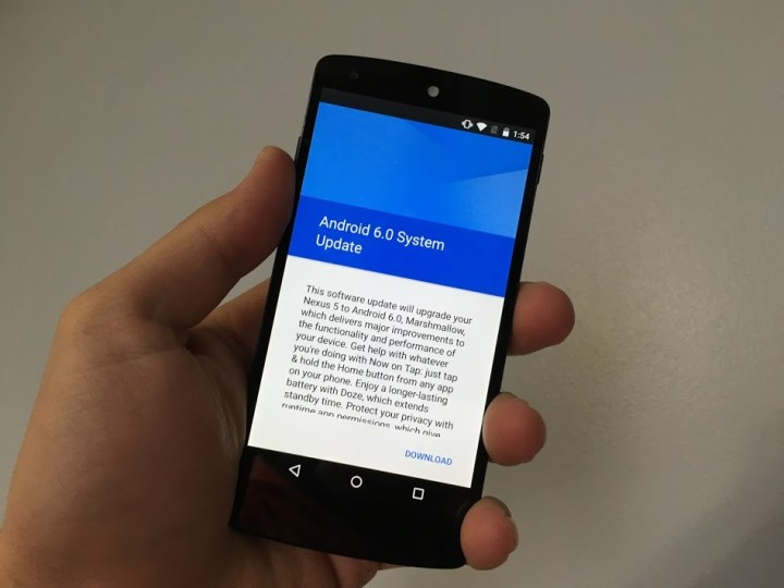 Install Marshmallow If You Want to Improve Battery Life