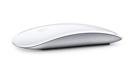 The new Magic Mouse 2.