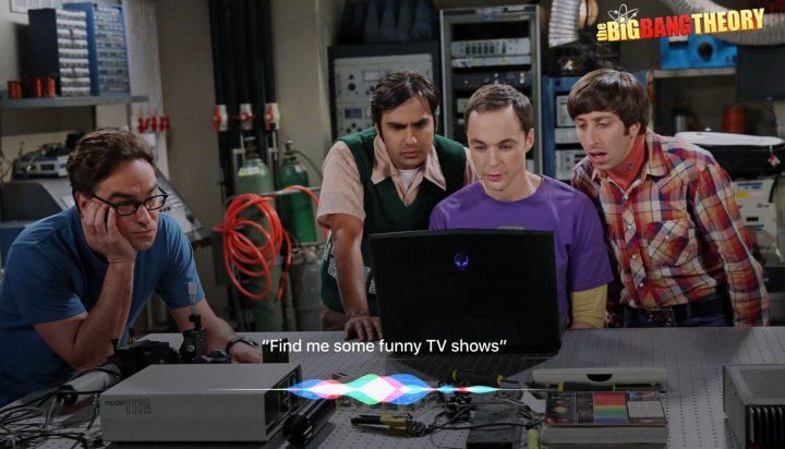 Siri Controls Your TV