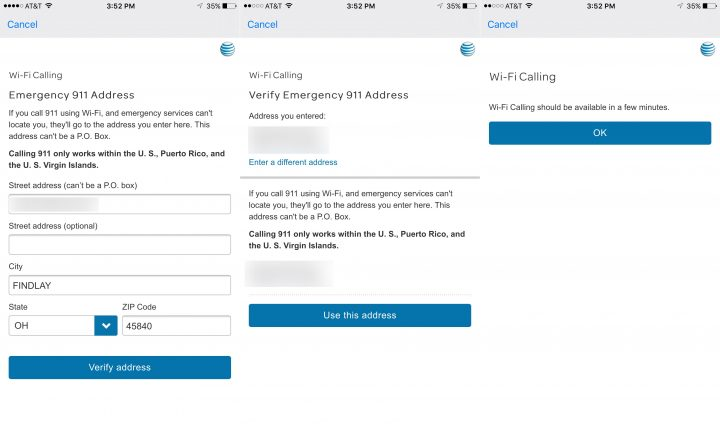 How to Turn on AT&T WiFi Calling iOS 9 - 3