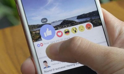 How to use Facebook Reactions on iPhone, Android, PC and Mac. Image Credit Facebook.