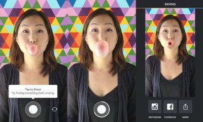 How to use the Boomerang app.