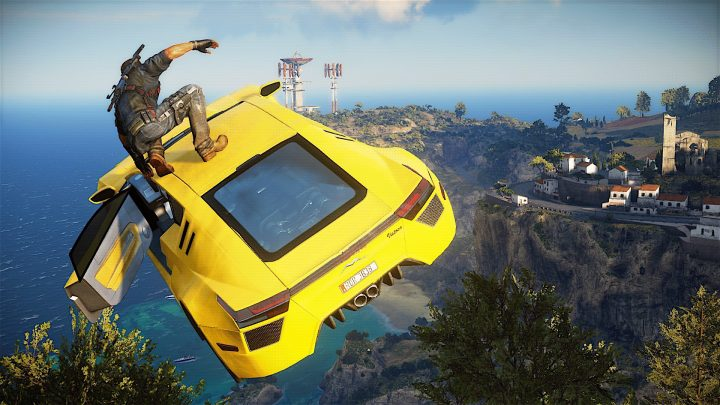Just Cause 3 Release Date