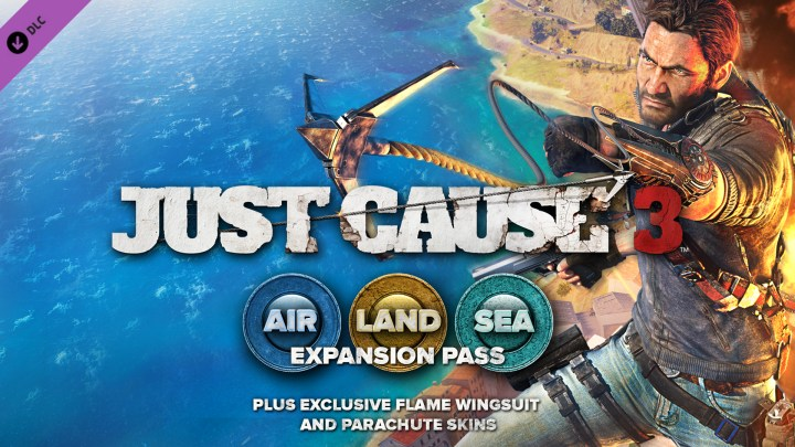 Just Cause 3 Release - Season Pass