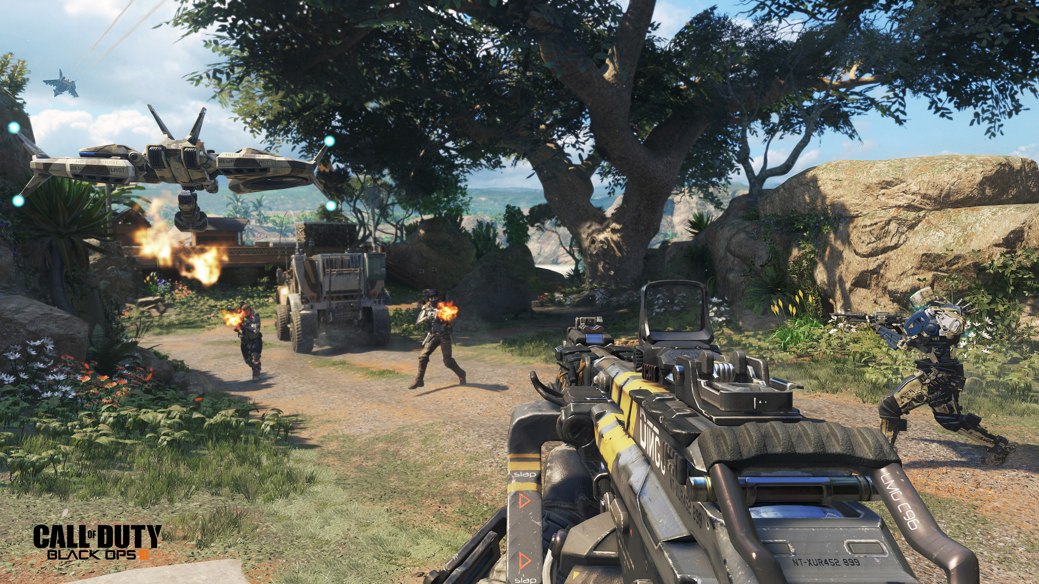 Ps4 Call Of Duty Black Ops 3 Release 5 Essential Details