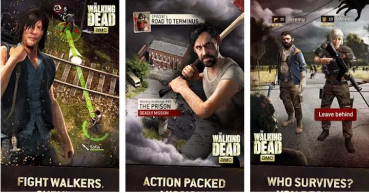 What you need to know about The Walking Dead: No Man's Land.