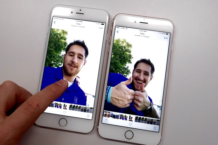 iOS 9.1 Adds Live Photos Sharing