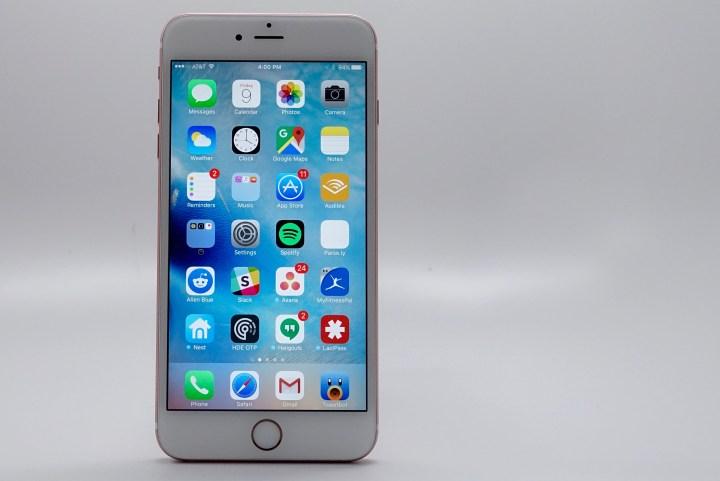 iPhone 6S Plus iOS 9.0.2 - 7