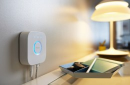 Philips Hue Bridge 2.0 offers HomeKit compatibility.