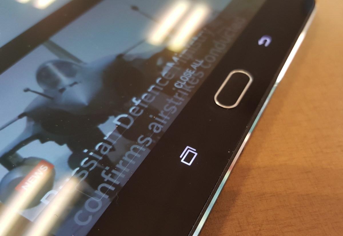 samsung galaxy tab s2 fingerprint reader