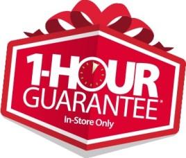 1 Hour Guaranteed Deals