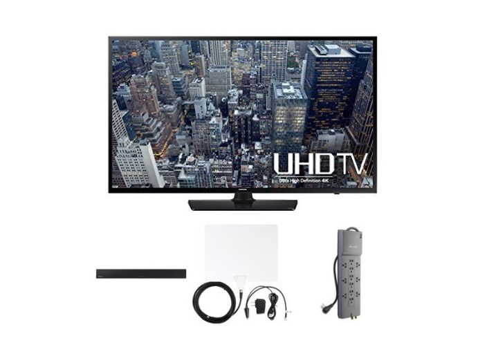 An amazing 4K TV Cyber Monday deal headlines the Amazon Cyber Monday 2015 deals.