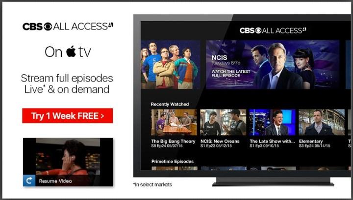 The new Star Trek TV show will stream on CBS All Access.