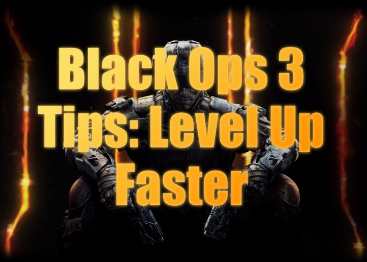 Call of Duty: Black Ops 3 Tips