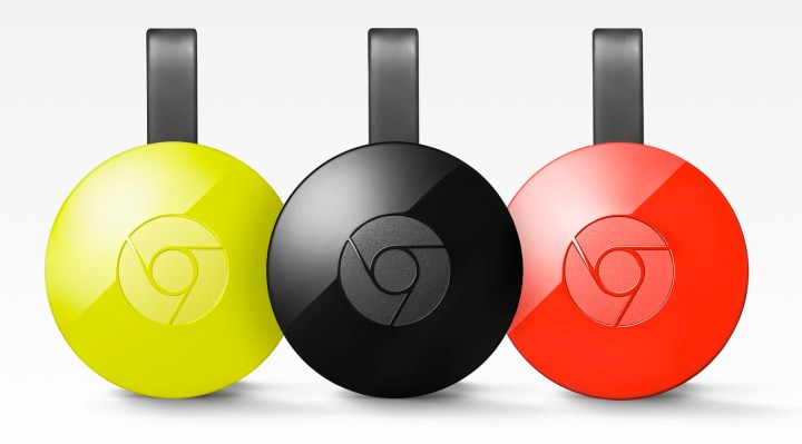The Google Chromecast Ultra