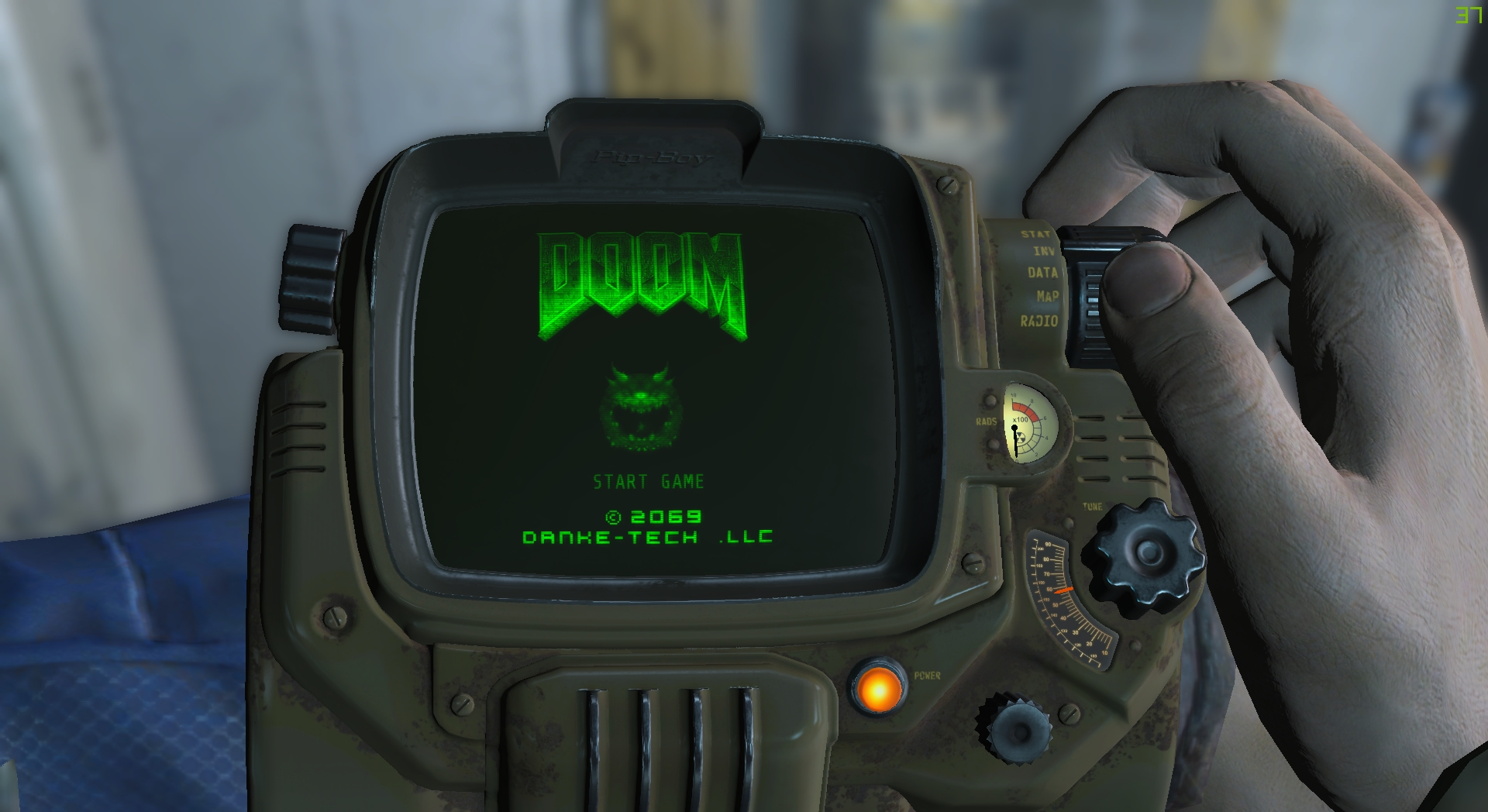 Early Fallout 4 Mods