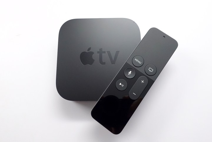The Home button can do a lot of different things on the new Apple TV.