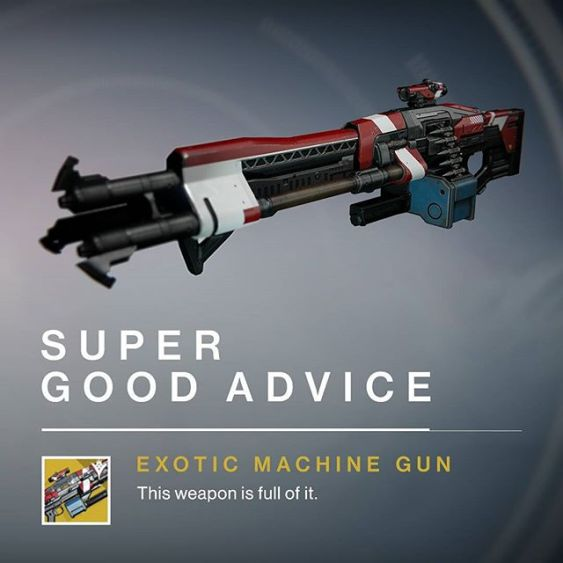 New Destiny Exotics - Destiny December Update - 6